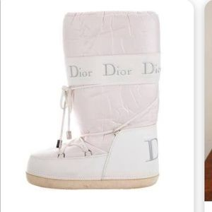 Other - Dior toddler girls snow boots